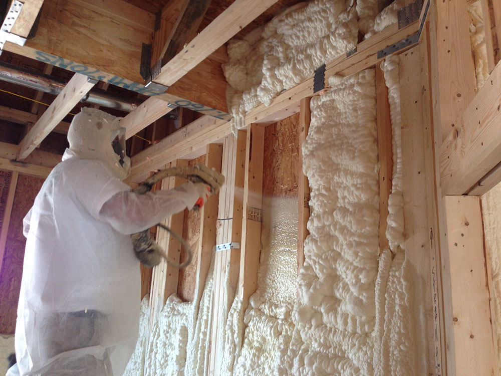 Pictures Of Our Insulation Work In Raleigh Nc Mpi Foam