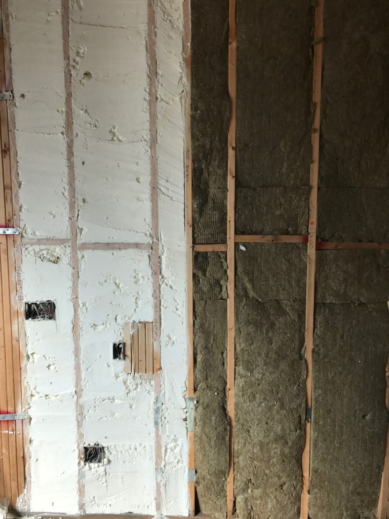 Spray foam insulation New Construction (24)
