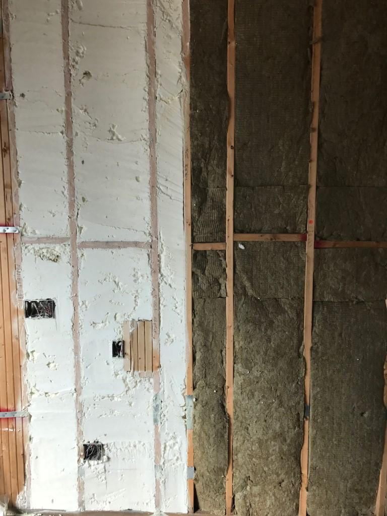 Spray foam insulation New Construction (24)