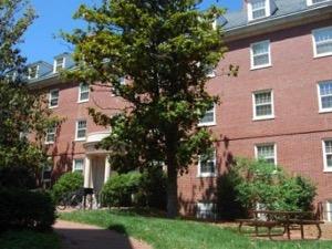 Cobb Residence Hall, Chapel Hill, NC