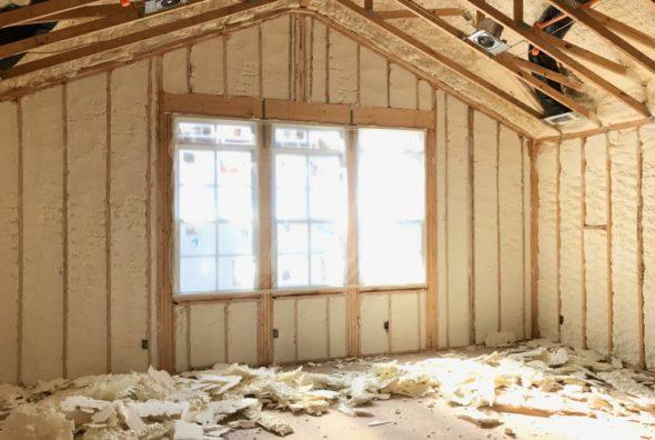 Mpi Foam Residential Spray Foam Insulation