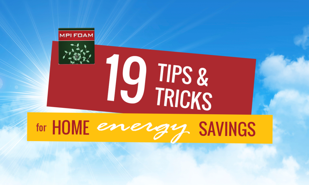 Tips for Home Energy Savings